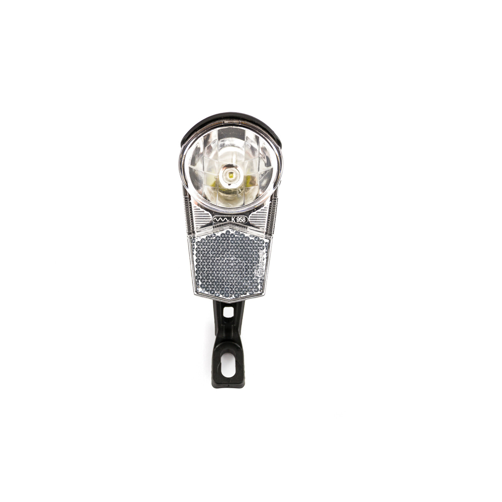 LED Fahrrad Vorderlicht Frontscheinwerfer Scheinwerfer Frontlicht Vorne 1 W